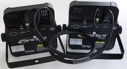 JB Systems Kombikabel EL / DMX 5m