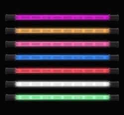 "Lightz 4x9"" LED-interiörbelysning, Vit färg"