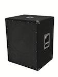 "Omnitronic BX-1850 Sub 1x18"" / 1200W"