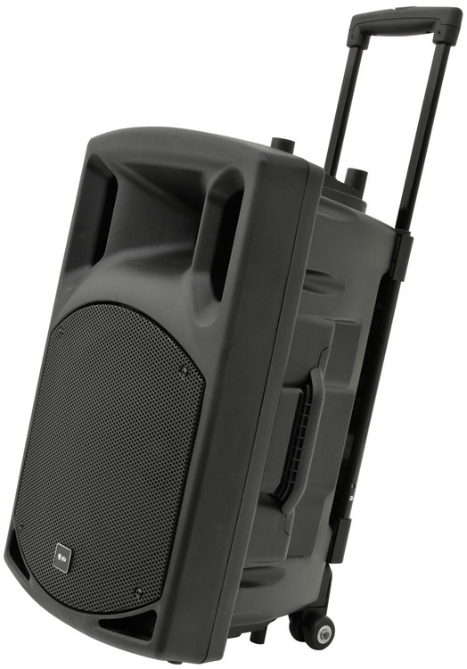 QTX QX12PA Portabelt PA med Bluetooth