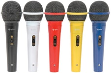QTX DM5X Set med 5 st mikrofoner