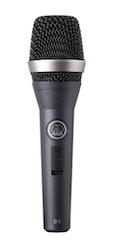AKG D5S, Dynamisk sångmikrofon med switch
