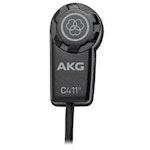 AKG C411L, kontaktmikrofon för akustiska instrument