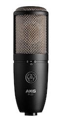 AKG P420, Dual-Large-Diaphragm True Condenser Mic