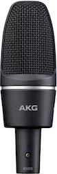AKG C3000, njure. allround stormembransmikrofon