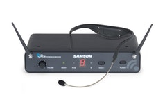 Samson Airline 88 Headsetsystem Frekvensband: K