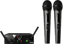 AKG WMS40 MINI Vocal Set, ISM2, 864,375 MHz