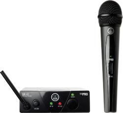 AKG WMS40 MINI Vocal Set, ISM1, 863,100 MHz