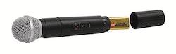 Omnitronic VHF-250 - Trådlöst handmikrofonsystem