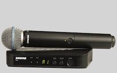 Shure BLX24E/B58 Trådlöst sångsystem