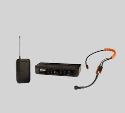 Shure BLX14E/SM31FS Trådlöst Headset system, Fitness