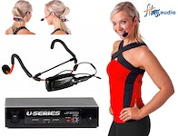 Fitness Audio Aeromic E-Mic MT-U8 Komplett system