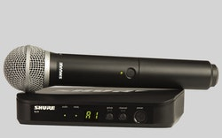 Shure BLX24E/PG58 Trådlöst sångsystem