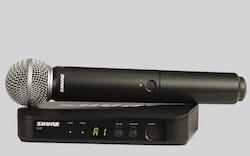 Shure BLX24E/SM58 Trådlöst sångsystem