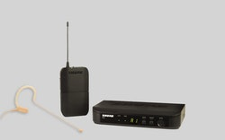 Shure BLX14E/MX53 Trådlöst Headsetsystem