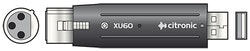 Citronic  XU60 XLR > USB