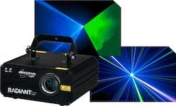JB Systems Radiant Laser