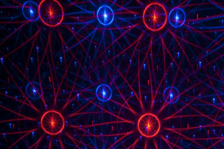 JB Systems Micro Quantum Laser