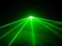 JB Systems Space-4 Laser DMX