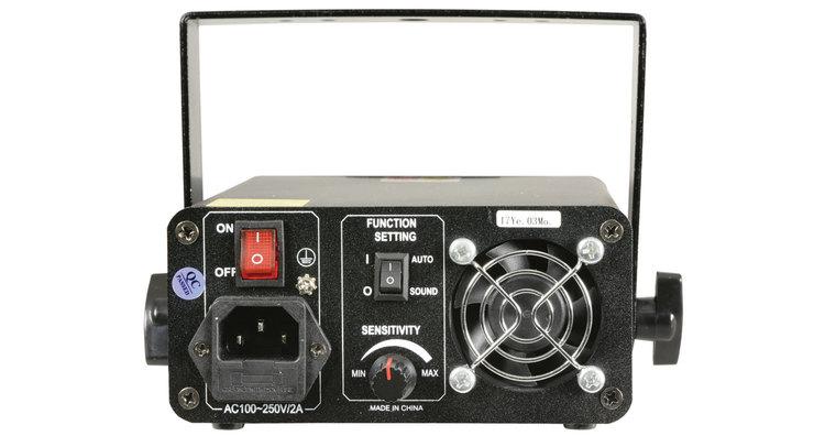 QTX  FRACTAL-250