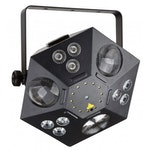 JB Systems LED Alien 5 Ljuseffekter i samma armatur