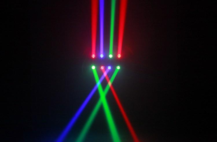 JB Systems LED Party Beams
