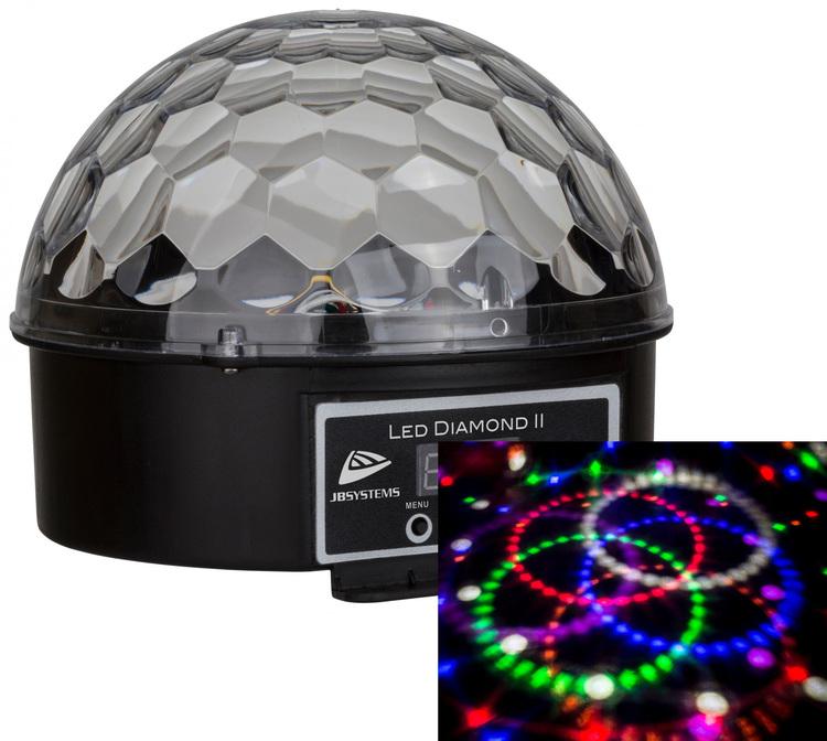 JB Systems LED Diamond II DMX