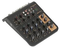 AUDIOPHONY Mi 4 U 5 kanals mixer