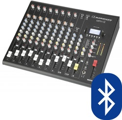 AUDIOPHONY MPX12 Mixer