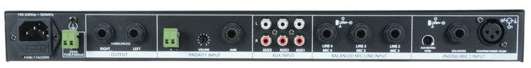Adastra ML432 Rack Mixer