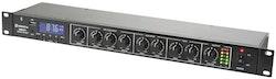 Adastra MM321 rackmixer med Bluetooth® & USB/FM
