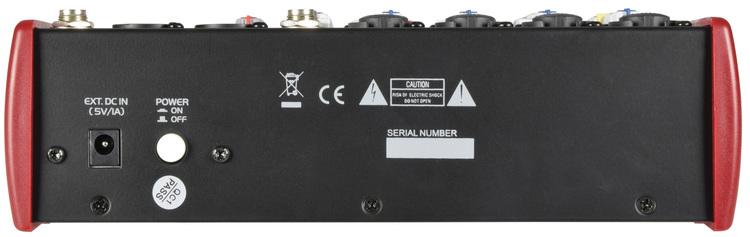 Citronic CSM-6 Mixer