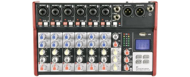 Citronic CSM-8 Mixer