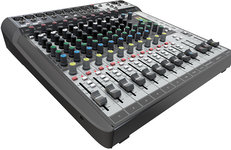 Soundcraft Signature 12MTK, 12-kanals mixer m FX, USB 14/12 Multi-Track