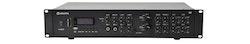 Adastra A4 2-Zons Stereo PA-Förstärkare + BT, 800W RMS