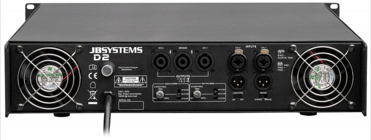 JB-Systems D2-1500