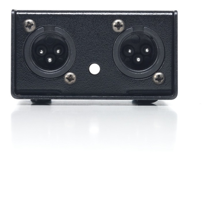 DBX DJDI, Direct injection box, passiv, stereo, Connected