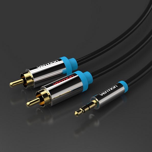 Vention Premium Cables Minitele > RCA 10m PRO