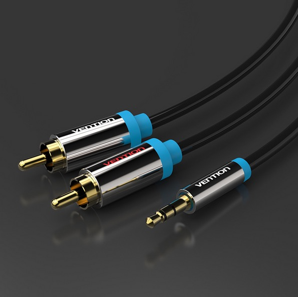 Vention Premium Cables Minitele > RCA 1m PRO