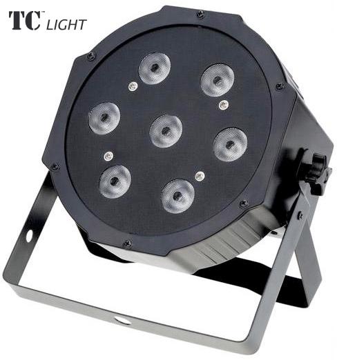 TC Light Flat PAR 84 RGBW
