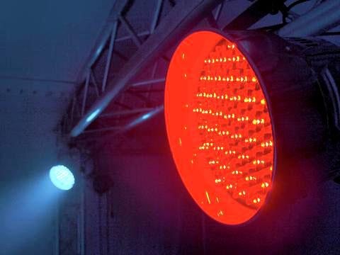 Eurolite Par-56 LED Svart