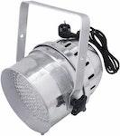 Eurolite Par-64 LED Silver