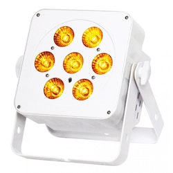 JB Systems LED Plano Spot 7FC-WHITE