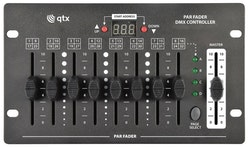 QTX PAR Fader DMX Lighting Controller 32ch