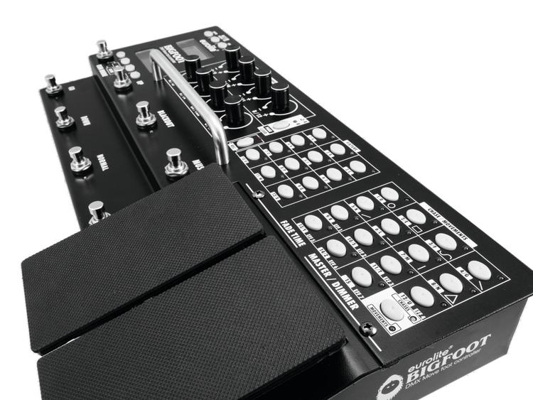 Eurolite DMX Move Bigfoot Fotkontroll