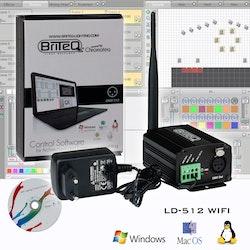 Briteq LD-512WIFI