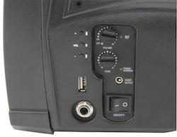Adastra H25 Portabelt PA