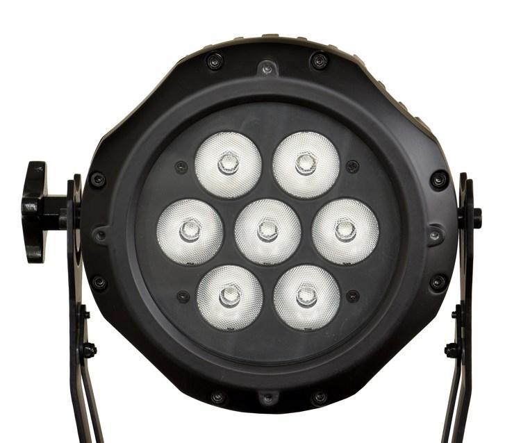 Briteq LED Mini Beamer RGB - Outdoor