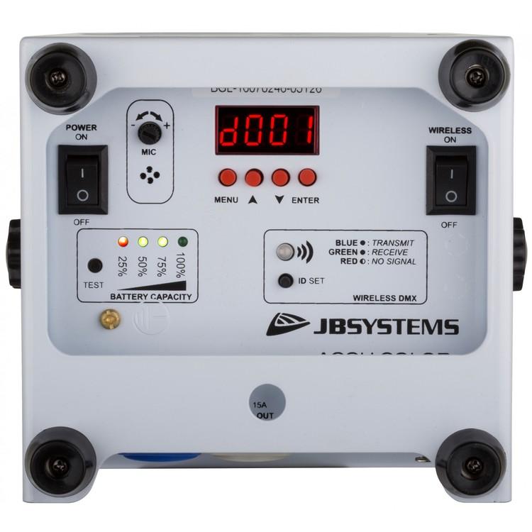 JB Systems ACCU Color - White