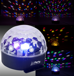PARTY  3-PACK Partyeffekter